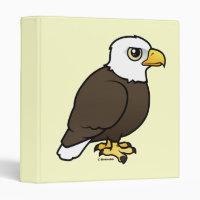 Adult Bald Eagle Avery Signature Binder 8.5x11