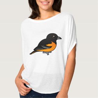 Birdorable Baltimore Oriole Playera