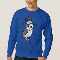 Birdorable Barn Owl Witch Sweatshirt