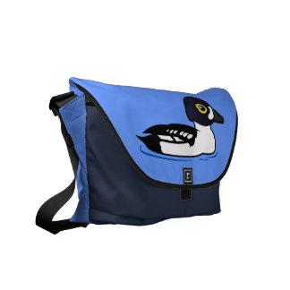 Birdorable Barrow s Goldeneye Courier Bags