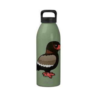 Birdorable Bateleur Reusable Water Bottles