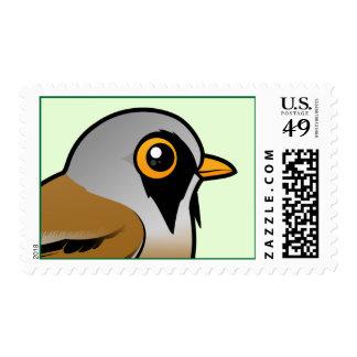Birdorable Bearded Reedling Postage