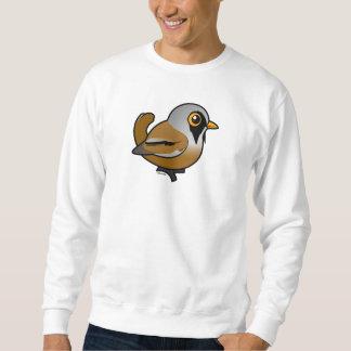 Birdorable Bearded Reedling Sweatshirt
