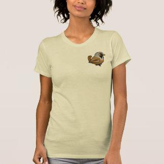 Birdorable Bearded Reedling T-Shirt