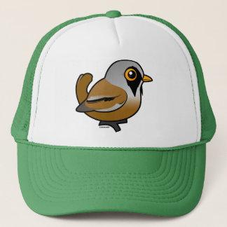 Birdorable Bearded Reedling Trucker Hat