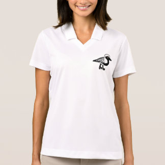 Birdorable Black-bellied Plover Polo Shirt