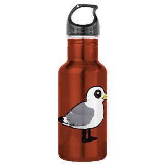 Birdorable Black-legged Kittiwake Water Bottle