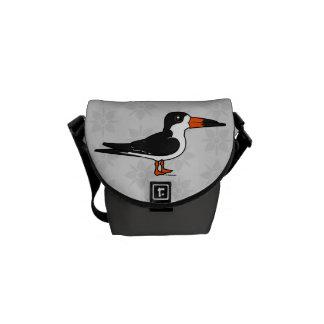 Birdorable Black Skimmer Courier Bag