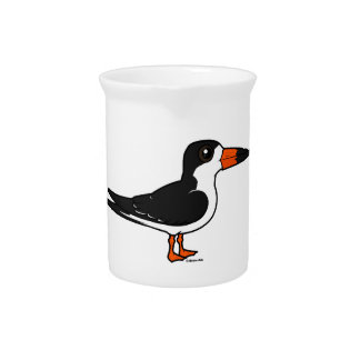 Birdorable Black Skimmer Drink Pitcher