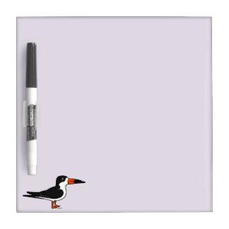 Birdorable Black Skimmer Dry-Erase Board