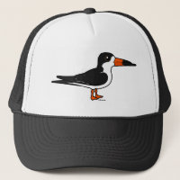 Black Skimmer Trucker Hat