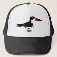 Black Skimmer Trucker Hat