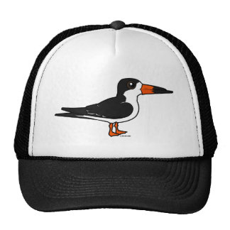 Birdorable Black Skimmer Trucker Hat