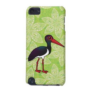 Birdorable Black Stork iPod Touch 5G Cover