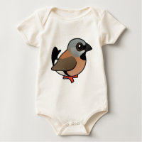 Black-throated Finch Infant Organic Creeper