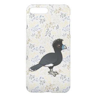 Birdorable Blue-billed Curassow iPhone 7 Plus Case
