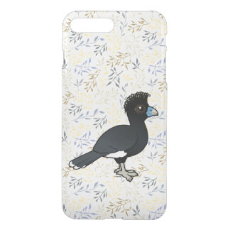 Birdorable Blue-billed Curassow iPhone 8 Plus/7 Plus Case