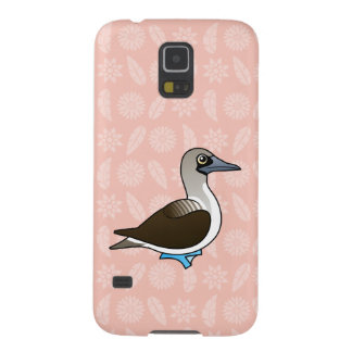 Birdorable Blue-footed Booby Case For Galaxy S5