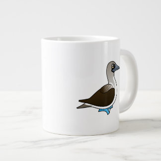 Birdorable Blue-footed Booby 20 Oz Large Ceramic Coffee Mug