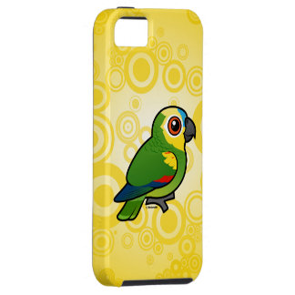 Birdorable Blue-fronted Parrot iPhone 5 Cover