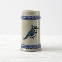 Birdorable Blue Jay Stein