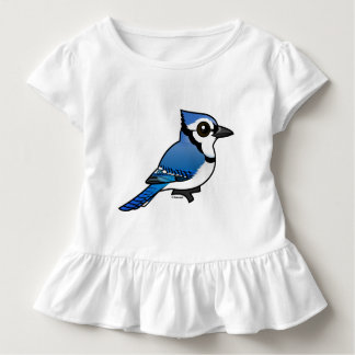 Birdorable Blue Jay Toddler T-shirt
