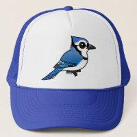 Birdorable Blue Jay Trucker Hat