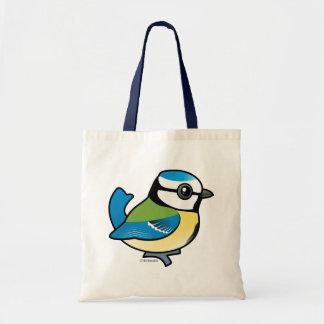 Birdorable Blue Tit Tote Bag