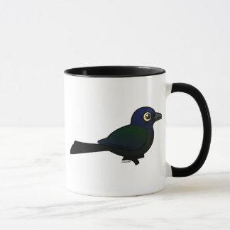 Birdorable Boat-tailed Grackle Mug