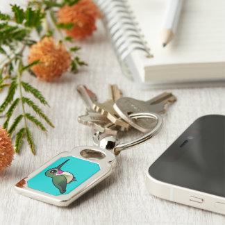 Birdorable Broad-tailed Hummingbird Keychain