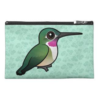 Birdorable Broad-tailed Hummingbird Travel Accessory Bags