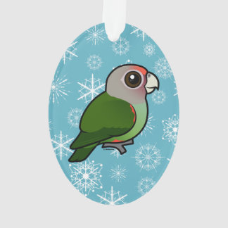 Birdorable Brown-necked Parrot