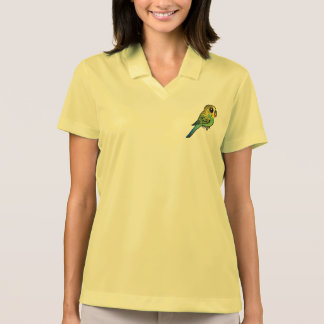 Birdorable Budgerigar Polo Shirt