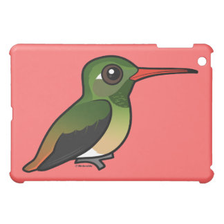 Birdorable Buff-bellied Hummingbird iPad Mini Case