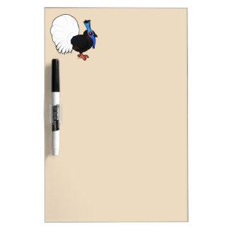 Birdorable Bulwer's Pheasant Dry-Erase Board