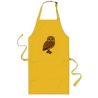 Birdorable Burrowing Owl Long Apron