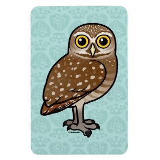 Birdorable Burrowing Owl Magnet