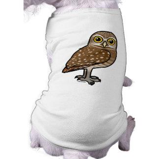 Birdorable Burrowing Owl Pet Tee