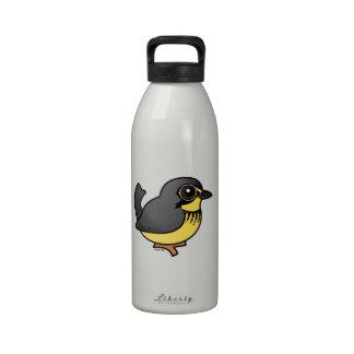 Birdorable Canada Warbler Drinking Bottles