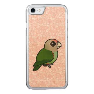 Birdorable Cape Parrot Carved iPhone 7 Case