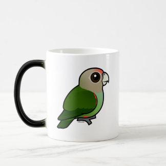 Birdorable Cape Parrot Magic Mug