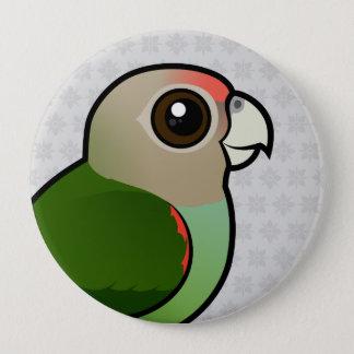 Birdorable Cape Parrot Pinback Button