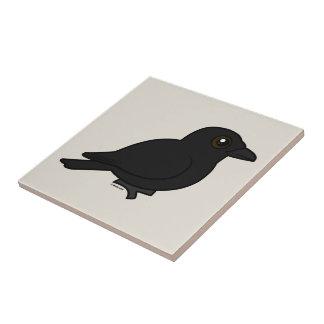 Birdorable Carrion Crow Tile