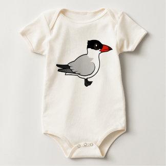 Birdorable Caspian Tern Baby Bodysuit