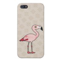 Chilean Flamingo Case Savvy iPhone 5 Matte Finish Case
