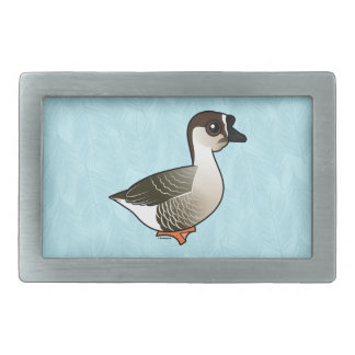 Birdorable Chinese Goose Belt Buckles