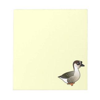 Birdorable Chinese Goose Memo Note Pad