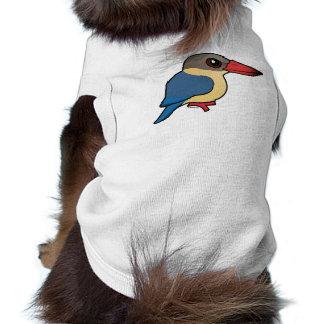 Birdorable Cigüeña-cargó en cuenta el martín Camisetas De Perro