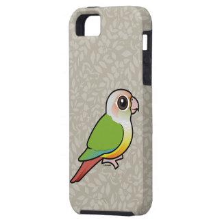 Birdorable Cinnamon Green-cheeked Conure iPhone 5 Cases