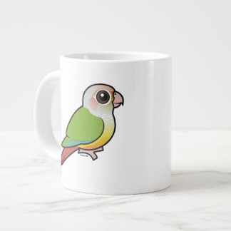 Birdorable Cinnamon Green-cheeked Conure Large Coffee Mug